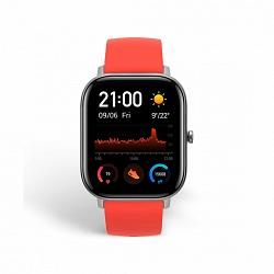 Часы Amazfit GTS A1914 Vermillion Orange 1